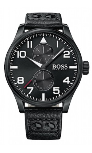 HUGO BOSS AEROLINER Day&Date 45mm   - 1513083