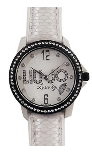LIU-JO LUXURY TIME SKIN BIANCO